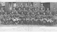 Black Watch 1st Battalion Officers