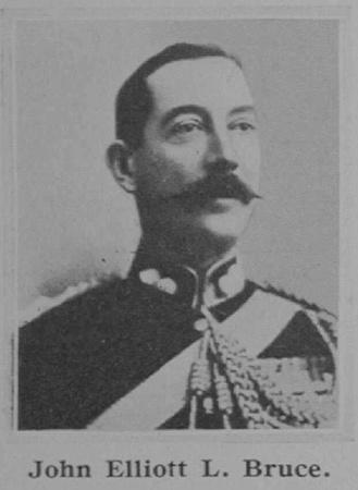 UK Photo And Social History Archive: B &emdash; Bruce J E L Major Royal Garrison Artillery