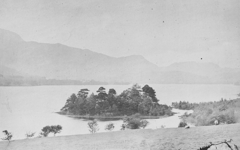 Coniston Water The Lake District c.1890