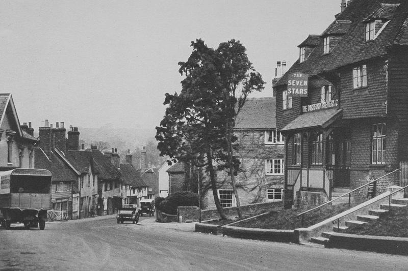 Robertsbridge Sussex 1920s