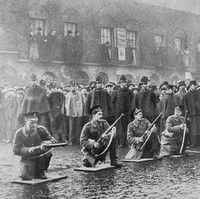 Siege of Sidney Street January 1911