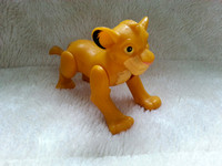 McDonald's Toy Simba 1994 Version