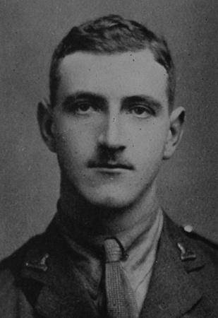 UK Photo Archive: Dulwich College War Record 1914-1919 &emdash; Tiddy C J 2nd Lt 1st Dorset Regiment Dulwich College Roll Of Honour