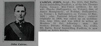 Cairns J Sergt 3515 2nd Royal Inniskilling Fusiliers Obituary De Ruvignys Roll Of Honour Vol 1