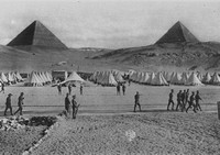 An Australian Camp In Egypt