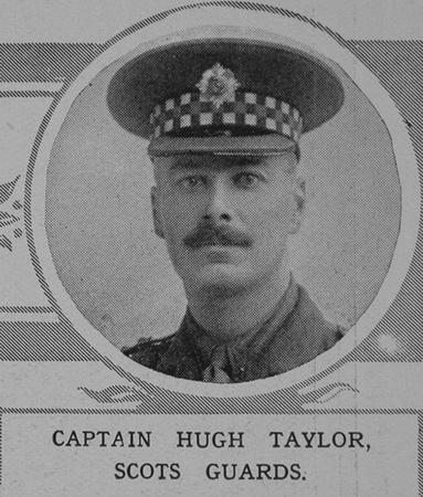 UK Photo And Social History Archive: T &emdash; Taylor H Captain Scots Guards The Illustrated London News 9th Jan 1915