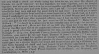 Thomas-ODonel G O F Captain 4th Royal Fusiliers Obit Part 2 De Ruvignys Roll Of Honour Vol 1