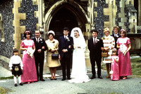 A 1960s Wedding Photo No 6