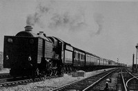 No 6001 King Edward VII With A 25 Coach Train