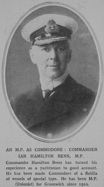 UK Photo Archive: Vol 6 &emdash; Benn I H Comm Royal Navy