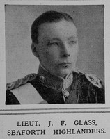 Glass J F Lt Seaforth Highlanders The Illustrated London News 29th May 1915