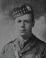 Caird J R Captain 2nd Kings Own Scottish Borderers De Ruvignys Roll Of Honour Vol 1