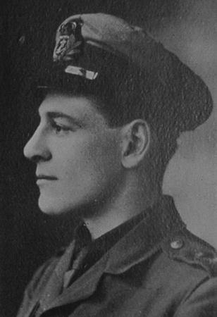 UK Photo Archive: Dulwich College War Record 1914-1919 &emdash; Tremayne J A E Sub Lt Royal Naval Volunteer Reserve Dulwich College Roll Of Honour