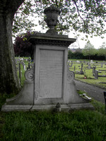 Memorial To Munitions Workers Sutton Cemetery Surrey Photo No 1