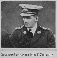 Courtney I T Suad Comm RNAS The Illustrated War News 15th Feb 1915