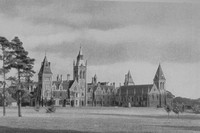 Charterhouse School Godalming 1920s