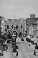 The Bar Gate Southampton 1920s
