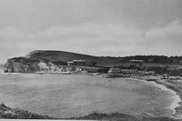 Freshwater Bay Isle Of Wight 1920s