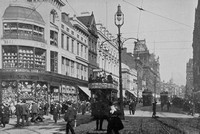 Church Street Liverpool Looking East c.1900