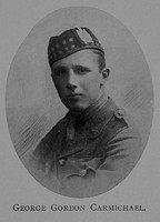 Carmichael G G Lt 5th King's Own Scottish Borderers Royal High School Of Edinburgh Roll Of Honour 1914-1918
