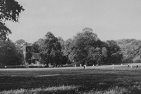 Hurstbourne Priors Church And Village Green 1920s