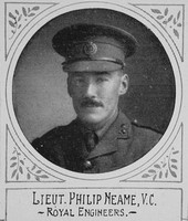 Neame P Lt VC Royal Engineers The Illustrated War News 24th Feb 1915