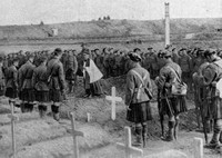 A Funeral On The Western Front