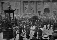 The Newfoundland Regiment Band At The Royal Exchange London
