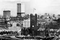 General View Of Manchester c.1960