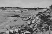Colwell Bay Isle Of Wight 1920s