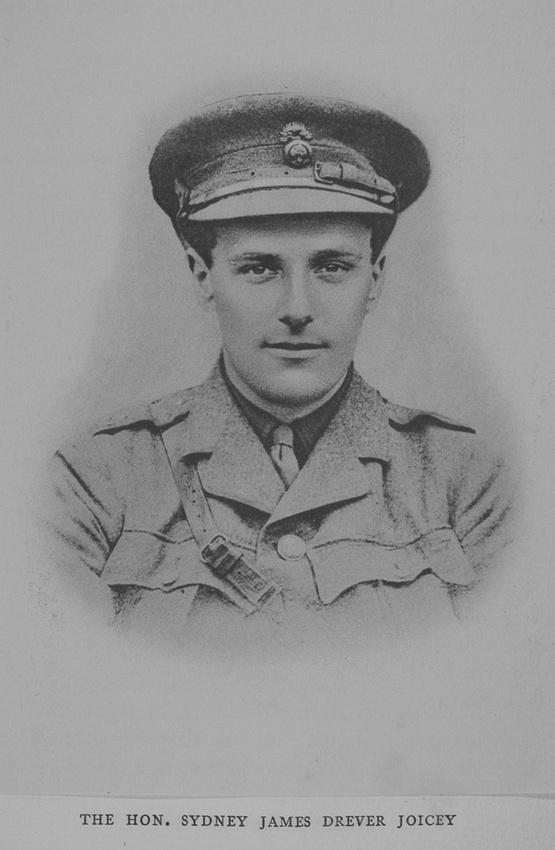 UK Photo Archive: Harrow Memorials Of The Great War Vol 3 &emdash; Joicey S J D Captain Northumberland Fusiliers