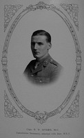 Aitken R B Captain MC 12th Highland Light Infantry William Graham And Company Record Of The Great War 1914-1919