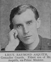 Asquith R Lt 3rd Grenadier Guards The Great War Vol 8