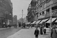 Church Street Liverpool Looking West c.1900