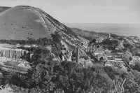 Ventnor And St Boniface Down Isle Of Wight 1920s