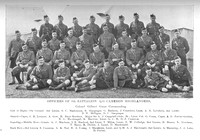 Cameron Highlanders 8th Battalion Officers Photo 2