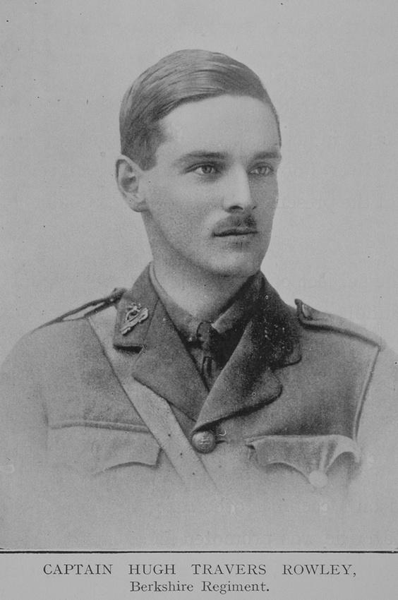 UK Photo Archive: British Roll Of Honour Vol 2 &emdash; Rowley H T Captain Royal Berkshire Regiment