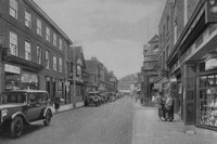 Godalming High Street 1920s
