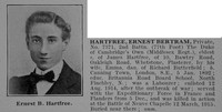 Hartfree E B Pte 2nd Middx Regt Obit De Ruvignys Roll Of Honour Vol 2