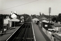 Ashtead Station 1959