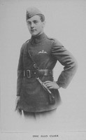Clark E A 2nd Lt Royal Flying Corps