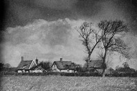Harleston Green Near Haughley Suffolk 1930s