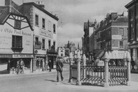 The Coronation Stone Kingston Upon Thames 1920s