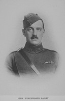 Bailey J W 2nd Lt Royal Flying Corps