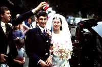 A 1960s Wedding Photo No 7