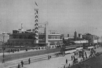 Blackpool Casino And Funfair 1940s