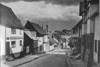 Kersey Suffolk 1930s