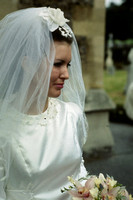 A 1960s Wedding Photo No 4