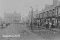Front Street Langley Park Co Durham 1920