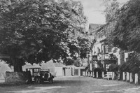 The Royal Anchor Hotel Liphook 1920s